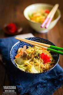 Shio Koji Yakisoba | Just One Cookbook