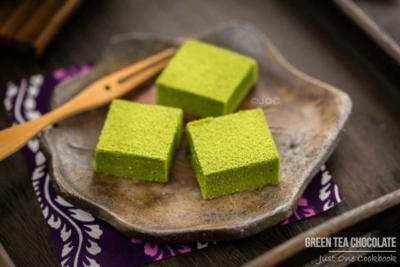 Green Tea Chocolate   Easy Japanese Recipes at JustOneCookbook