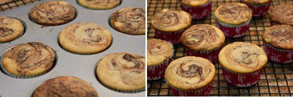 Banana Muffins 9