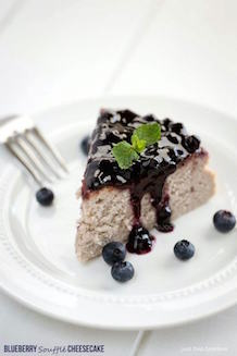 blueberry cheesecake recipe | Just One Cookbook
