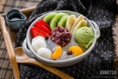 Anmitsu | Easy Japanese Recipes at JustOneCookbook.com