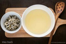 Iriko Dashi (Anchovy Stock) | Easy Japanese Recipes at JustOneCookbook.com