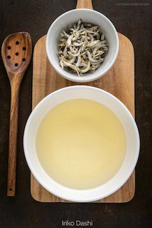 iriko dashi recipe | Just One Cookbook