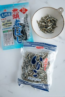 Anchovy (Iriko / Niboshi) | Easy Japanese Recipes at JustOneCookbok.comAnchovy (Iriko / Niboshi) | Easy Japanese Recipes at JustOneCookbok.com