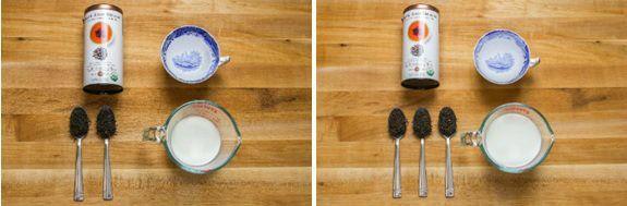 Royal Milk Tea Ingredients