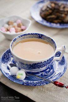 royal milk tea recipe | Just One Cookbook