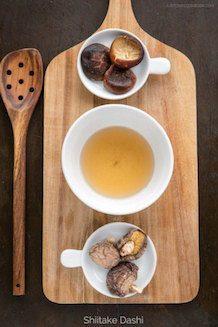 shiitake dashi recipe | Just One Cookbook