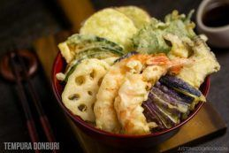 Tempura Donburi | Easy Japanese Recipes at JustOneCookbook.com