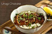 Unagi Chazuke 鰻茶漬け