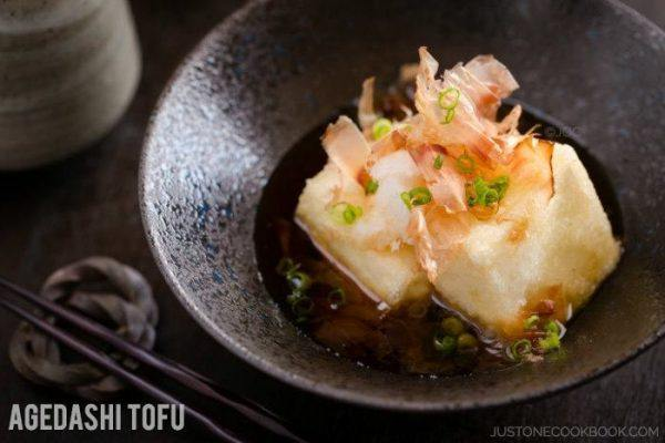 Agedashi Tofu | Easy Japanese Recipes at JustOneCookbook.com