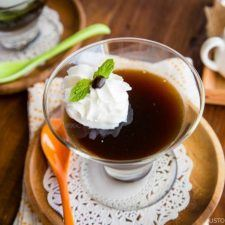 Coffee Jelly | Easy Japanese Recipes at JustOneCookbook.com