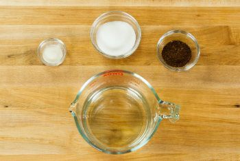 Coffee Jelly Ingredients