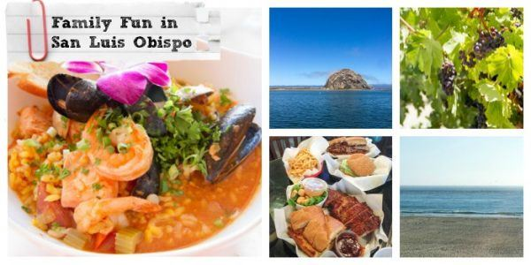 Family Fun in San Luis Obispo | Just One Cookbook