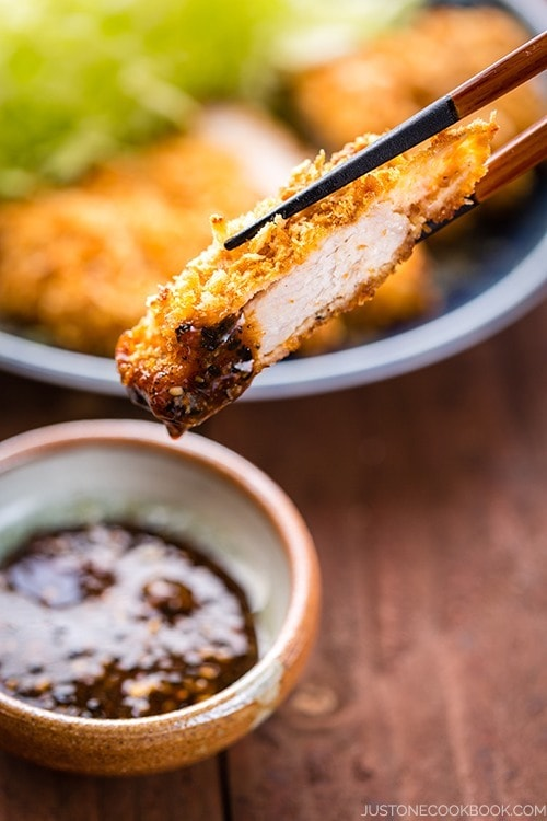 Baked Tonkatsu | Easy Japanese Recipes at JustOneCookbook.com