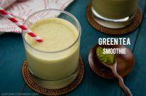 Green Tea Smoothie 抹茶スムージー