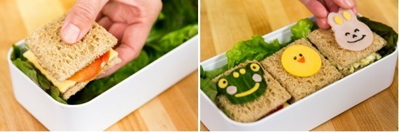 How To Make Cute Bento 4