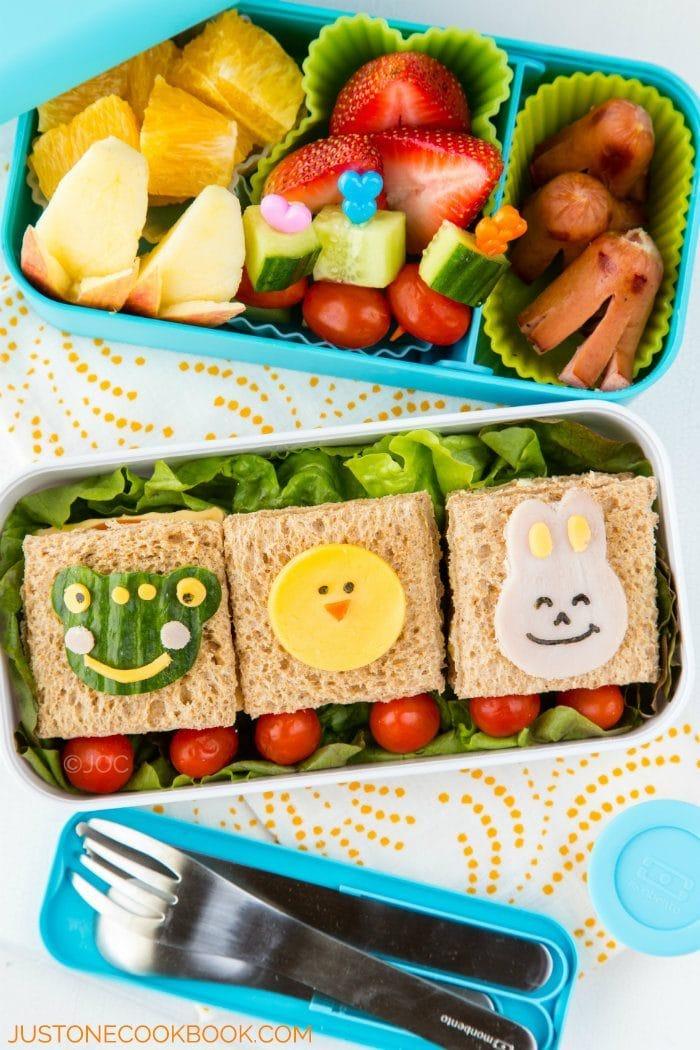 Cute Bento Recipes Just One Cookbook