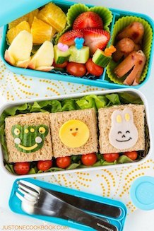 how to make cute bento | Just One Cookbook