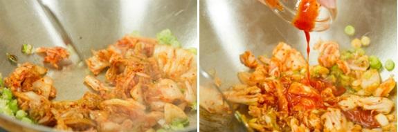 Kimchi Fried Rice 4