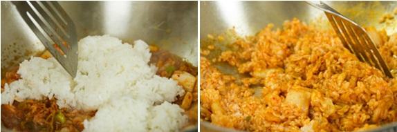 Kimchi Fried Rice 6