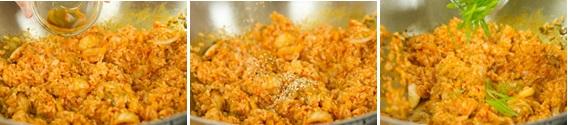 Kimchi Fried Rice 7