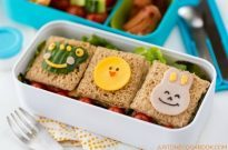 How To Make Cute Bento-w600