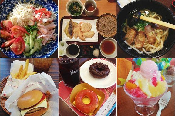 Restaurant Food I