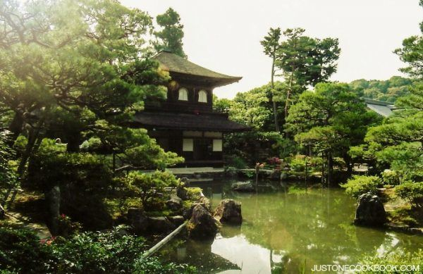 Visiting Kyoto - Ginkakuji #Japan #kyoto #guide #travel | Easy Japanese Recipes at JustOneCookbook.com