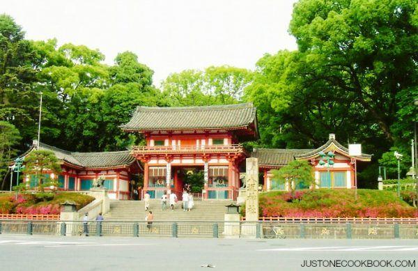 Visiting Kyoto - Yasaka Shrine | Easy Japanese Recipes at JustOneCookbook.com