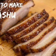 Chashu #ramen | Easy Japanese Recipes at JustOneCookbook.com