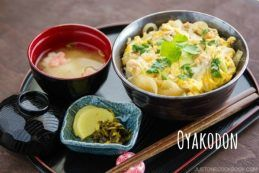 Oyakodon (Chicken & Egg Bowl) | Easy Japanese Recipes at JustOneCookbook.com