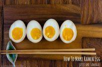 Ramen Egg 味付け玉子