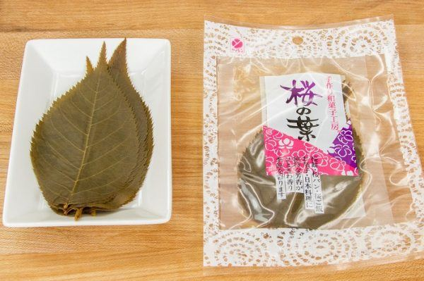 Pickled Sakura Leaves | Easy japanese Recipes at JustOneCookbook.com