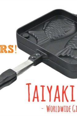 Taikyaki Maker Giveaway