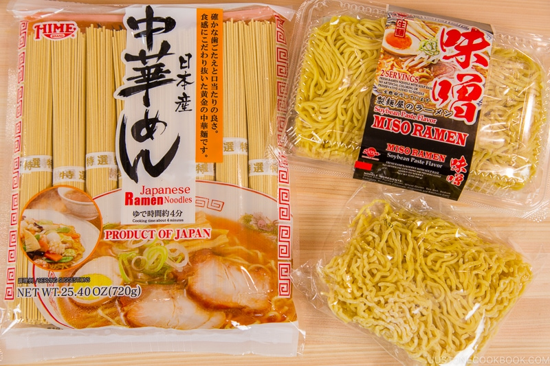 Ramen Packages | Easy Japanese Recipes at JustOneCookbook.com