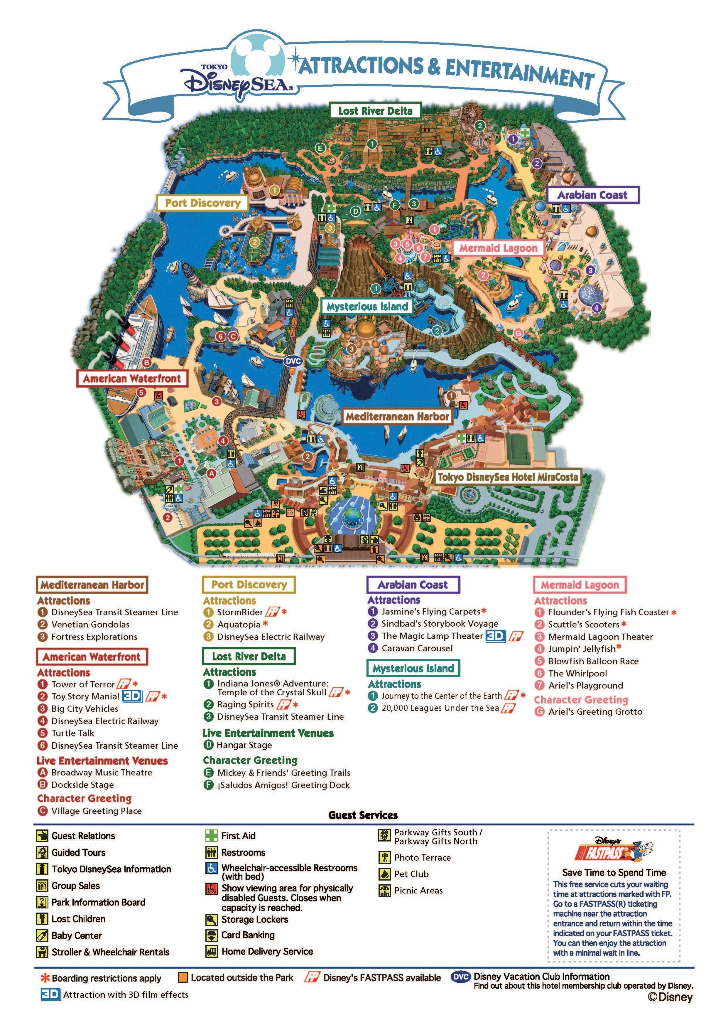 A Quick Guide To Tokyo DisneySea Just One Cookbook - Japan map center