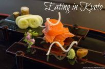Eating in Kyoto | Japan Travel Blog