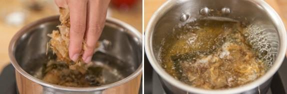 Matsutake Clear Soup 5
