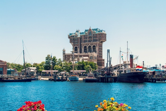 A Quick Guide To Tokyo Disneysea Just One Cookbook