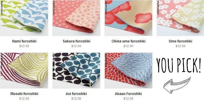 Furoshiki Varieties
