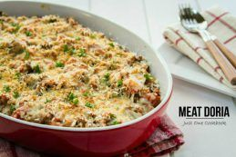 Meat Doria Recipe | JustOneCookbook.com