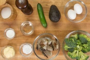 Shrimp Salad Recipe Ingredients