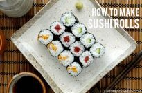 How To Make Sushi Rolls with Video & Step-By-Step Photo Tutorials | Easy Japanese Recipes at JustOneCookbook.com