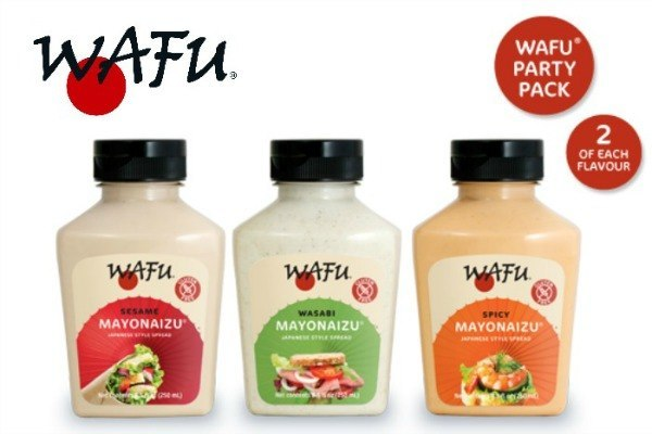 Wafu Mayo Giveaway at JustOneCookbook.com