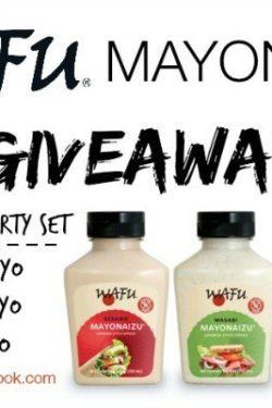 wafu mayo giveaway banner