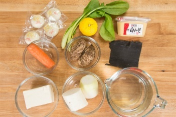 Ozoni Kansai Ingredients