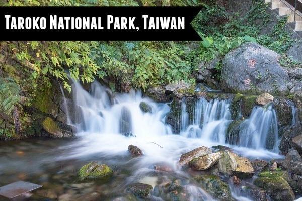 Taroko National Park Taiwan | JustOneCookbook.com