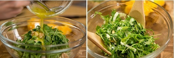 Arugula, Fennel, and Navel Orange Salad 5