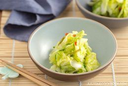 Tsukemono (Japanese Pickled Cabbage) | Easy Japanese Recipes at JustOneCookbook.com