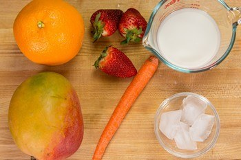 Strawberry Mango Smoothie | JustOneCookbook.com